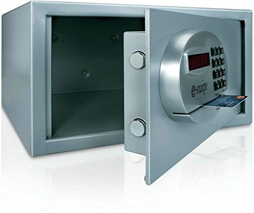 Godrej E-Swipe Electronic Safe (Grey)