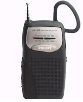 Philips Portable Radio (AE-1595)