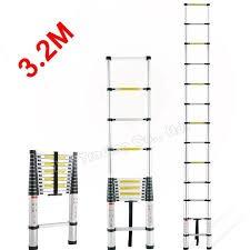 Suresh Telescopic Ladder 3.2M