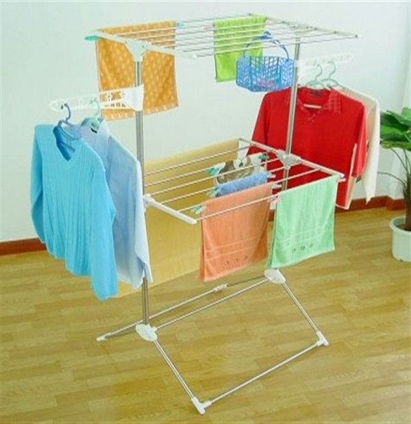 Xolo Double Layer Cloth Rack