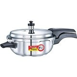 Prestige Deluxe Alpha Stainless Steel Pressure Cooker Senior Pan