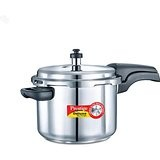 Prestige Deluxe Alpha Stainless Steel Pressure Cooker 6.5L