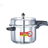 Prestige Deluxe Alpha Stainless Steel Pressure Cooker 8L