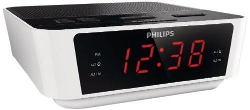 PHILIPS AJ3115 FM CLOCK RADIO
