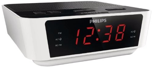 Philips AJ3123 Digital Tuning Clock Radio