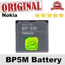Nokia BP-5M Battery 100% Original