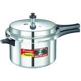 Prestige Popular Plus Aluminium Pressure Cooker 5.5L