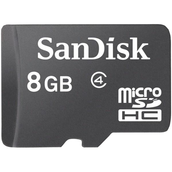 8GB Memory Card SanDisk
