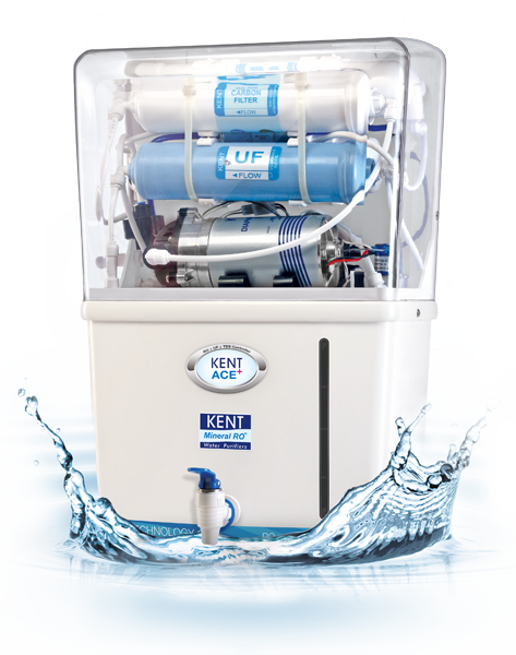 Kent Mineral RO Water Purifier ACE Plus