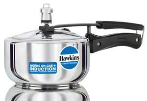 Hawkins Stainless Steel Cooker B25 2 Ltr