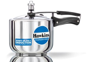 Hawkins Stainless Steel Cooker B33 3 Ltr Tall