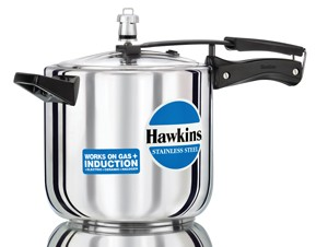 Hawkins Stainless Steel Cooker B65 6 Ltr