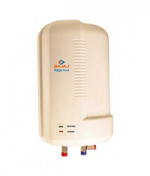 Bajaj Water Heater Majesty Plus 10L