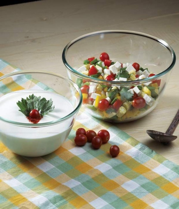 Borosil - Mixing Bowl Sets-1.3 L +2.5 L
