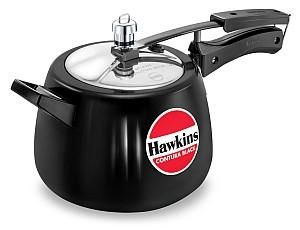 Hawkins Contura Cooker CB40 4 Ltr Black