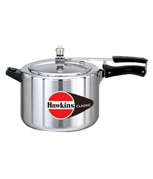 Hawkins Classic Cooker CL8W 8 Ltr Wide