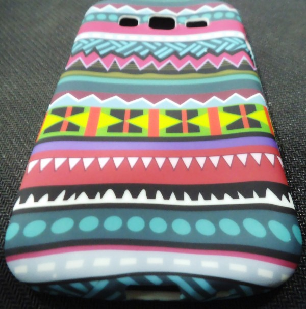 Samsung Galaxy Core Prime G3606 Dual Back Cover (Mat)