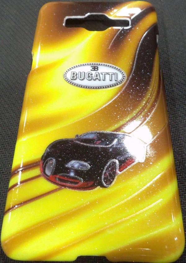 Samsung Galaxy Grand Prime G530-Back Cover(Bugatti)
