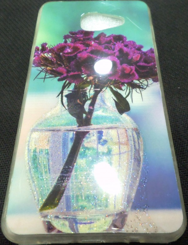 SAMSUNG A510 BACK COVER (Flower)