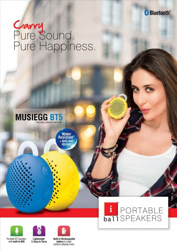 iBall Musiegg BT5 Portable Bluetooth Speaker