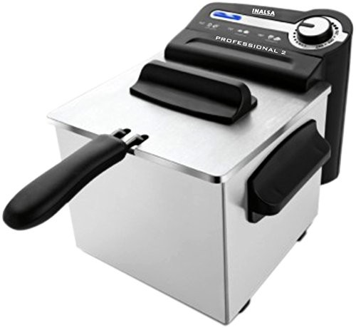 Inalsa Professional 2 Electric Deep Fryer