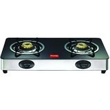 Prestige Royal 2 Burner Glass Top  GT 02 SS