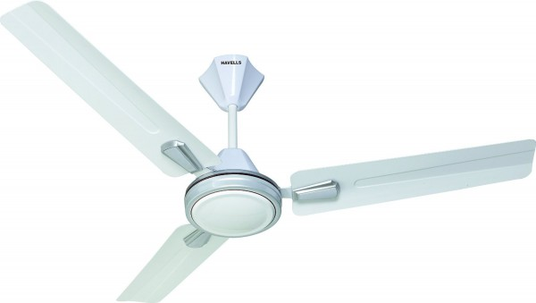 Havells Atria  Ceiling Fan Egg White Silver 1200mm
