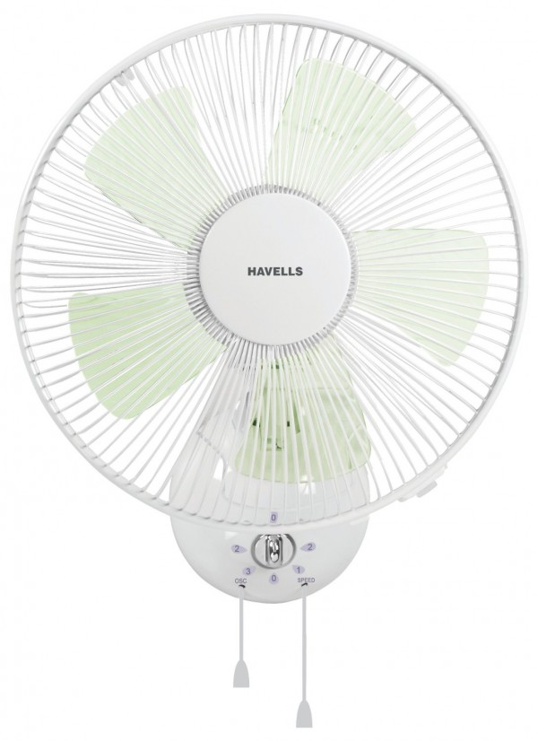 Havells seep Light Grey Wall Fan 300mm