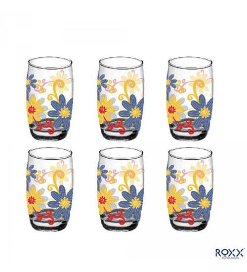 Roxx Morning Star Tumbler 6 Pc Set