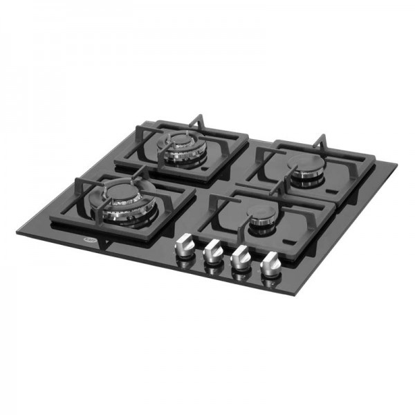 Kaff Built In Cooking Hob NQ 2T 60 WG White Glass