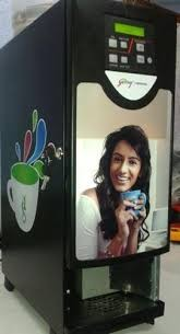 Godrej Excella Tea Coffee Vending Machine