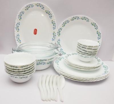 LaOpala Lavender Dew Pack of 35 Dinner Set
