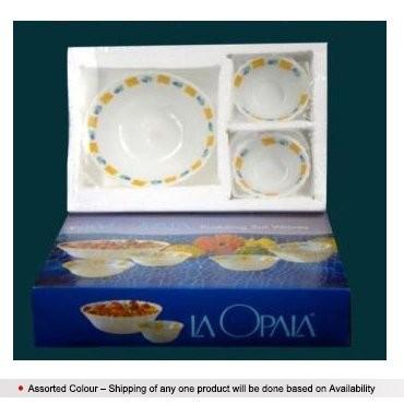 LaOpala Pudding Set, 7 Pcs
