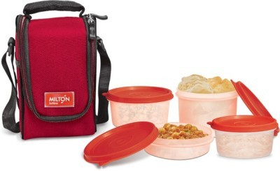 Milton Full Meal 4 Containers Lunch Box