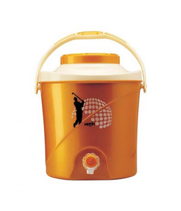 Milton Kool Orange Stallion Water Carrier - 9.7 Litre