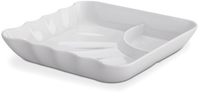 "Milton Sandwich Plate 6"" Solid Melamine Plate Set"