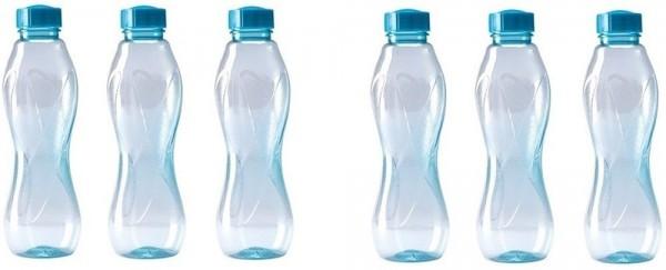 Milton Water Bottel Oscar 1 LIter 6 Piece