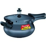 Prestige Deluxe Plus Hard Anodized Mini Handi Pressure Cooker 3.3L