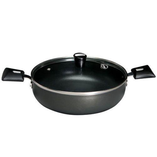 Nirlep Select + Multi Pan With Lid Lmp24 Gl (dia. 240mm)