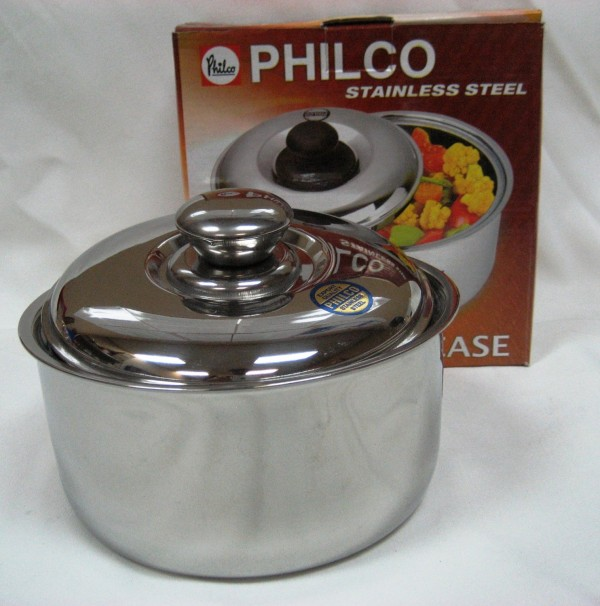 Philco Stainless Steel Hot Casserole 850