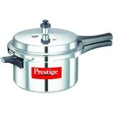 Prestige Popular Aluminium Pressure Cooker 4L