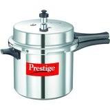Prestige Popular Aluminium Pressure Cooker 6L