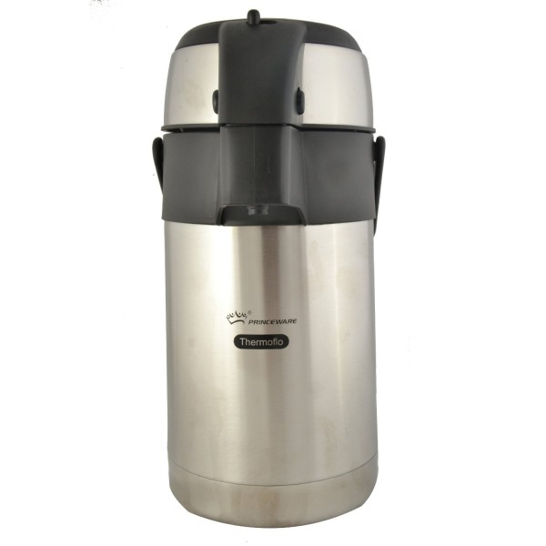 Princeware Oscar Stainless Steel Vacuum Airpot- 3000ML