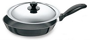Hawkins Futura Frying Pan Q11 With Lid