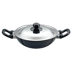 Hawkins Futura Deep fry Pan Q19 1.5L With Lid (Round Bottom)