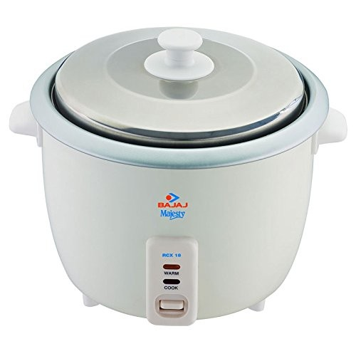 Bajaj Majesty Rice Cooker RCX 18