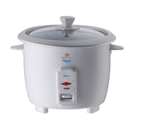 Bajaj Majesty Rice Cooker RCX 1 Mini