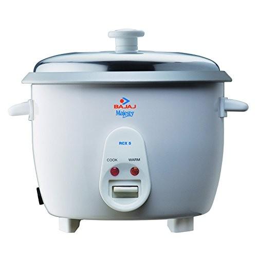 Bajaj Majesty Rice Cooker RCX 5 New