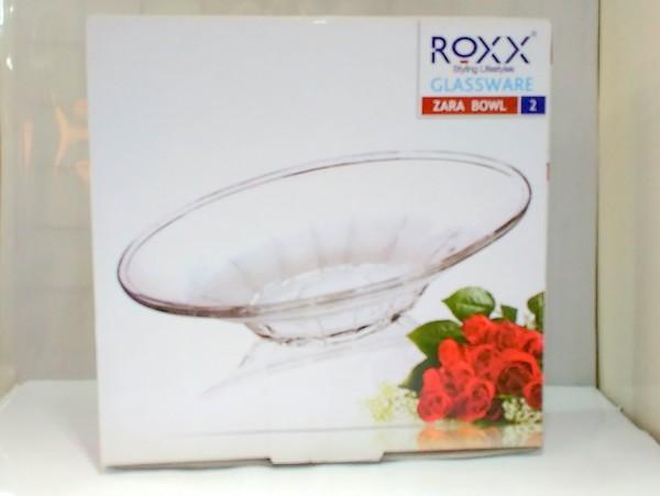 ROXX GLASSWARE ZARA BOWL