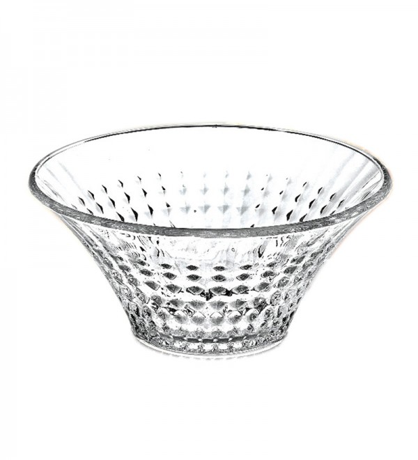 Roxx Vegas Glass Bowl - Set of 2